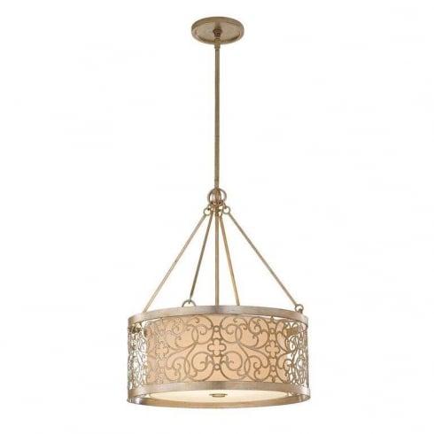 Elstead Lighting Arabesque 4Lt FE/ARABESQUE4 Pendant Ceiling Light