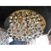 PARMA CFH011025/04/G Gold Flush Pendant