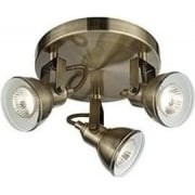 Focus 1543AB Antique Brass Bar Spotlight