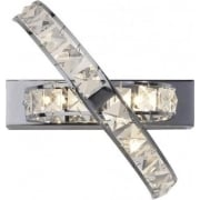 Eternity ETE3050 Polished 3 Light Chrome LV Wall Fitting