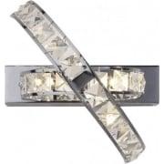 Eternity ETE3050 Polished 3 Light Chrome LV Wall Fitting