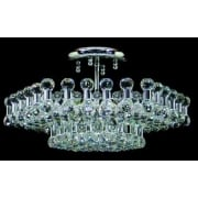 ANCODA CE01007/06/CH Polished Chrome Flush Pendant