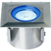 GL016 SQ BL Stainless Steel LED Ground Light
