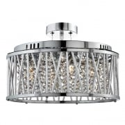 Searchlight Electric Elise 8335-5CC Pendant Ceiling Light