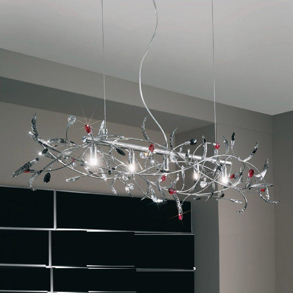 Kolarz uk ltd papagena 0217855trbk chrome chandelier kolarz kolarz uk ltd papagena 0217855trbk chrome chandelier aloadofball Image collections