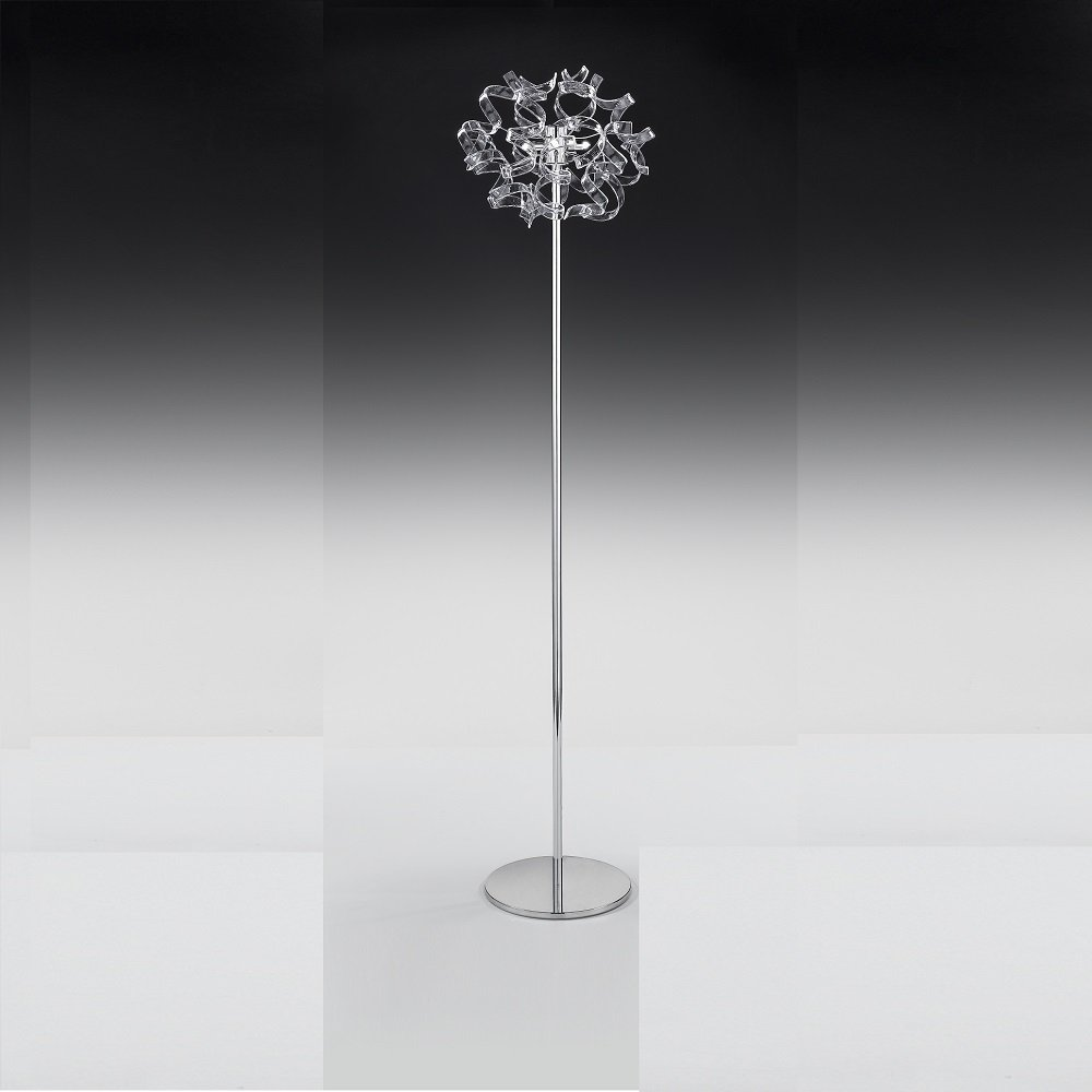 metal lux astro astro a420p crystal floor lamp metal lux astro from lightplan uk. Black Bedroom Furniture Sets. Home Design Ideas