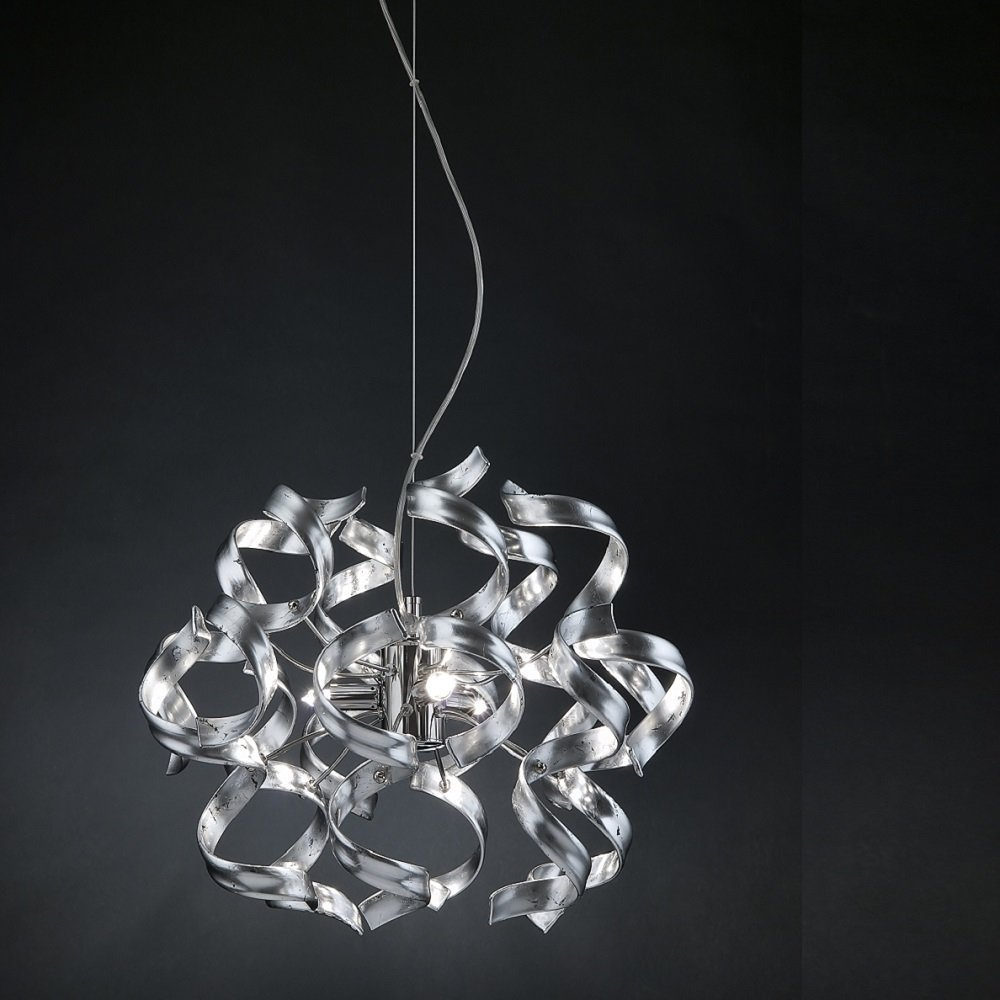 Metal lux astro astro 20614015 a410p silver ceiling light aloadofball Gallery