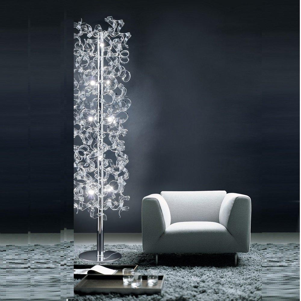 home indoor lighting floor lamps metal lux astro. Black Bedroom Furniture Sets. Home Design Ideas