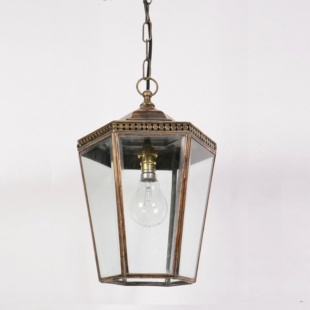 Porch Light Nz: The Limehouse Lamp Company Chelsea 435 Solid Copper