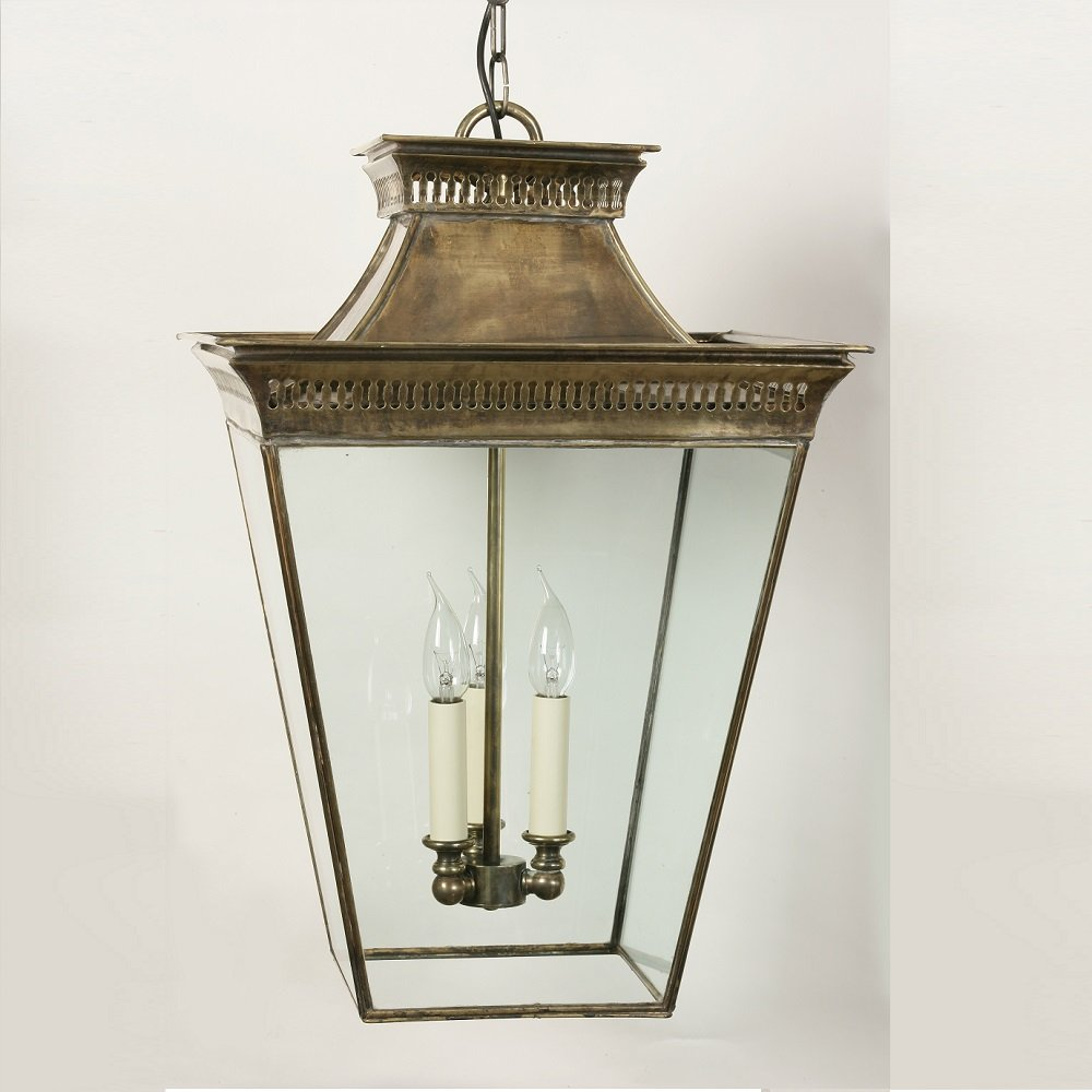 The Limehouse Lamp Company Pagoda 492A Light Antique