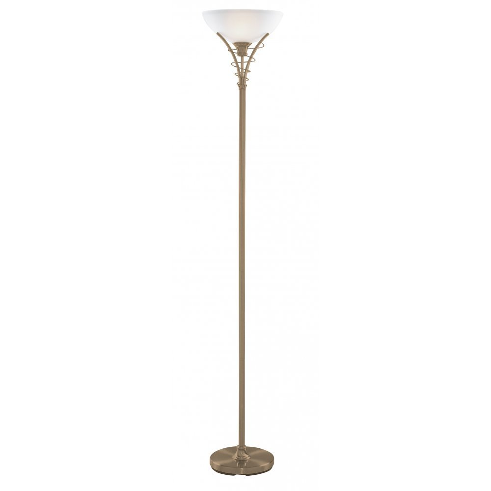 Searchlight electric linea 5222ab floor lamp buy online for Buy floor lamp online