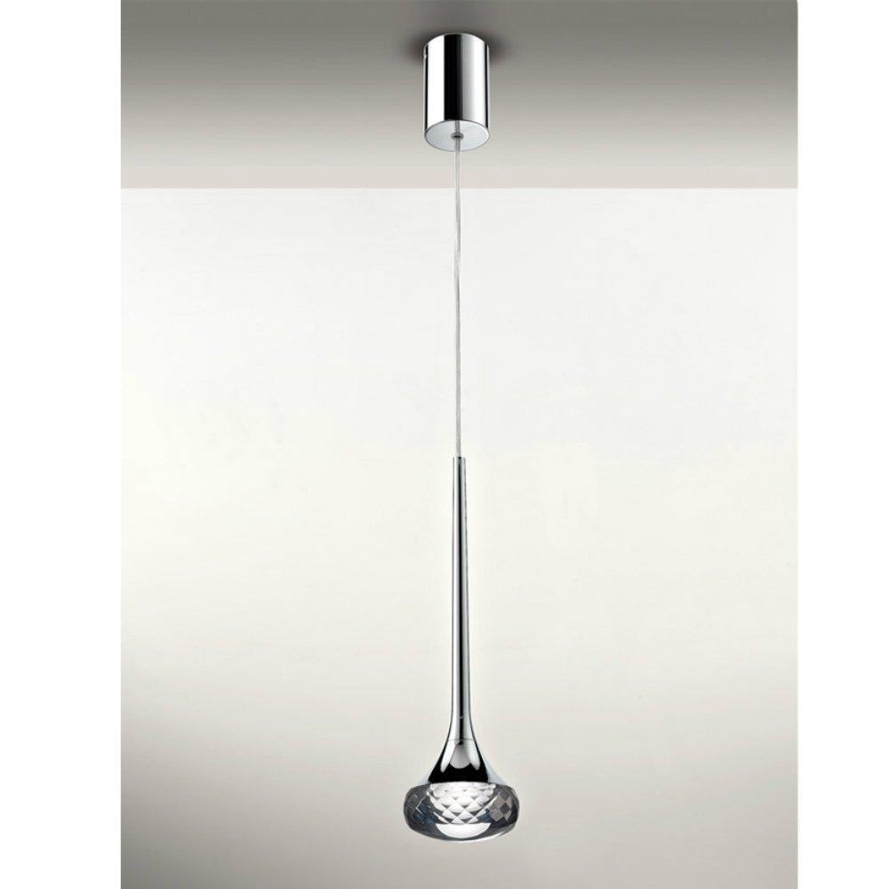 axo light fairy spfairyxgrcrled grey pendant ceiling light axo light from lightplan uk. Black Bedroom Furniture Sets. Home Design Ideas