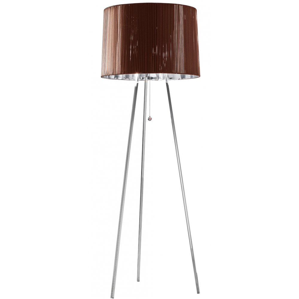 axo light obi ptobixxxtacre27 brown floor lamp axo light from lightplan uk. Black Bedroom Furniture Sets. Home Design Ideas
