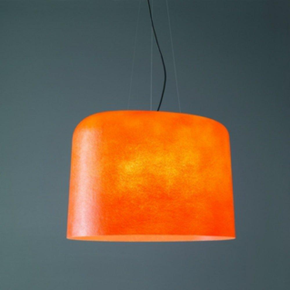 karboxx light ola 09sp68f5 orange pendant ceiling light - karboxx