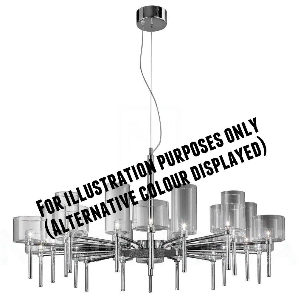 axo light spillray spspil20arcr12v orange pendant ceiling light