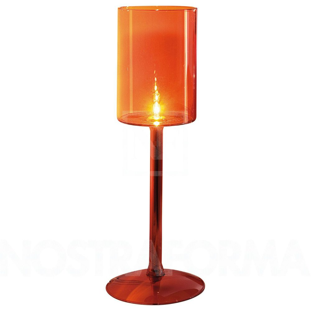 Axo Light Spillray LTSPILLPARCR12V Orange Table Lamp
