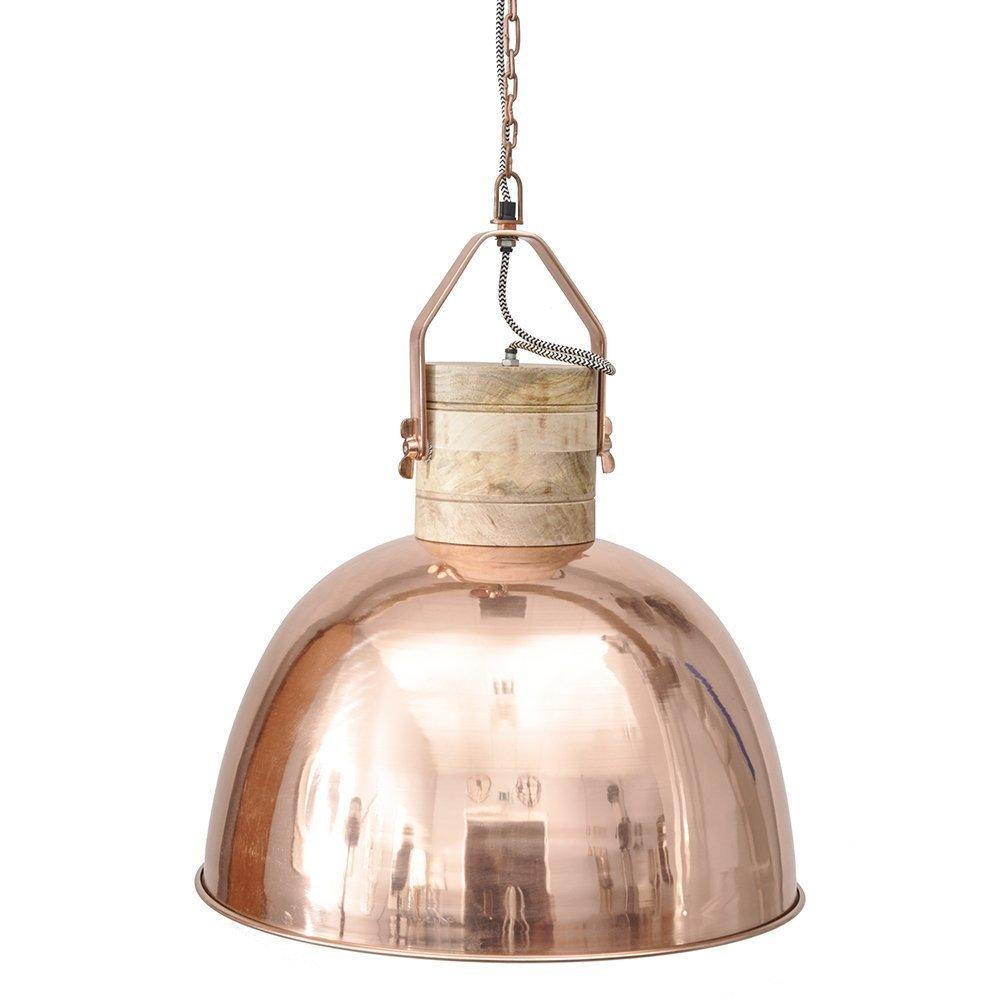 Libra Merle Medium Copper Pendant Buy Online From