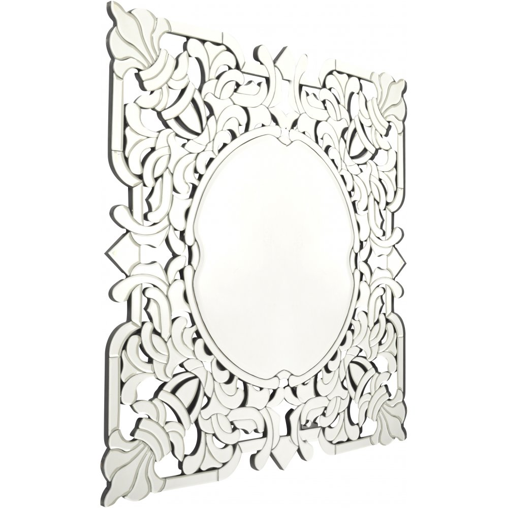 the clermont etched mirror