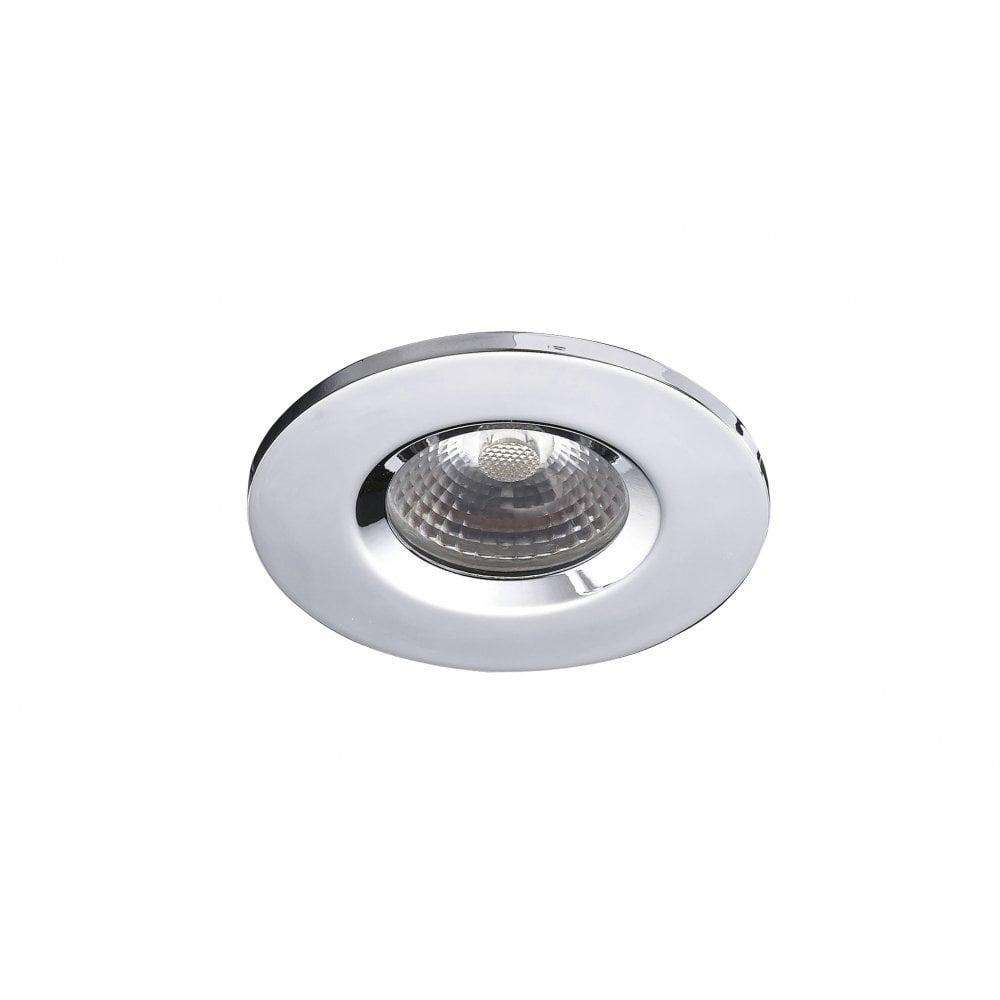 Dar Lighting Vega VEG9650 Polished Chrome IP65 LED