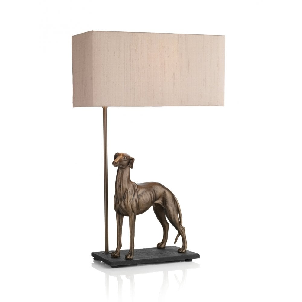 Dar lighting greyhound gre4363 bronze table lamp shade dar dar lighting greyhound gre4363 bronze table lamp shade aloadofball Gallery