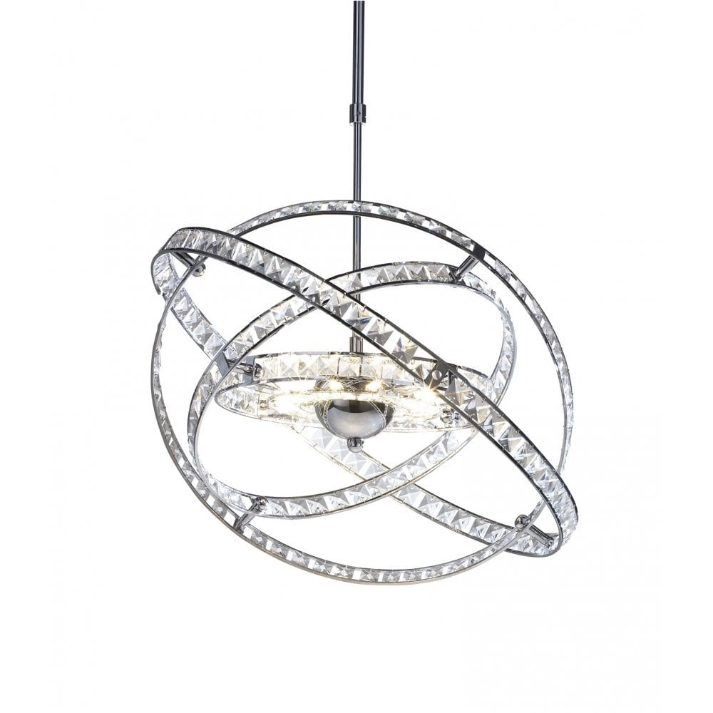 dar lighting eternity ete2350 polished chrome lv 10 light