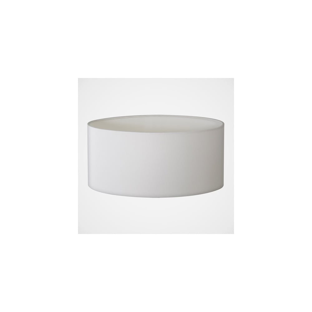 Astro Lighting Oval 4054 White Fabric Oval Lamp Shade