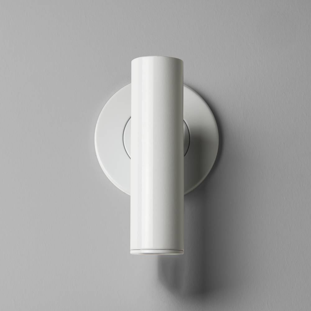 Enna 7340 recessed wall spot light by astro online from lightplan astro lighting enna recess 7340 white recessed led adjustable wall spot light aloadofball Image collections