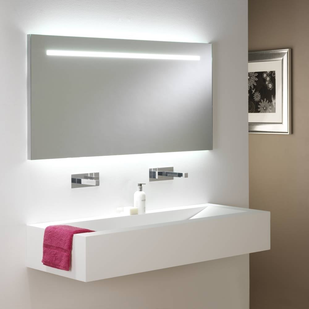 Astro Lighting Flair 1250 0762 Illuminated Bathroom Mirror IP44