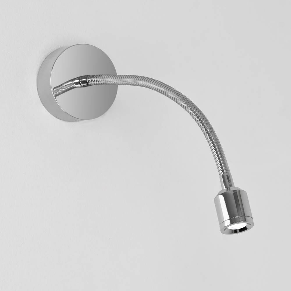 Astro fosso 0630 surface wall spot light buy online at lightplan astro lighting fosso surface 0630 surface adjustable led wall spot light in chrome ip20 aloadofball Image collections
