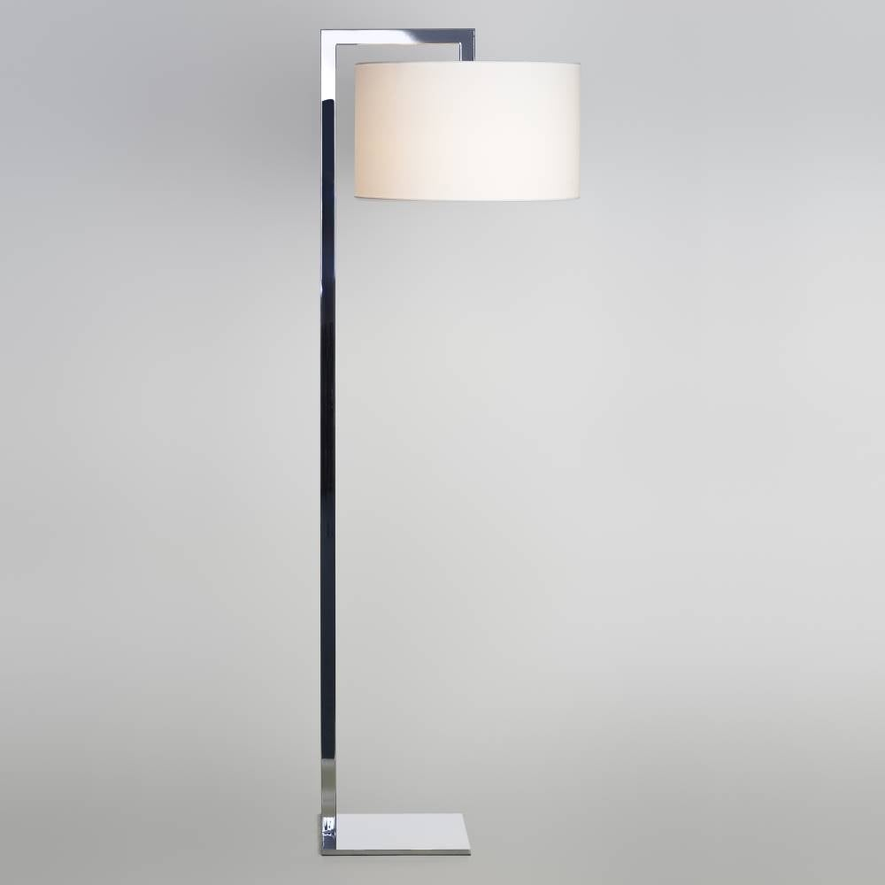 Floor lamps ravello floor 4537 polished chrome floor lamp aloadofball Gallery
