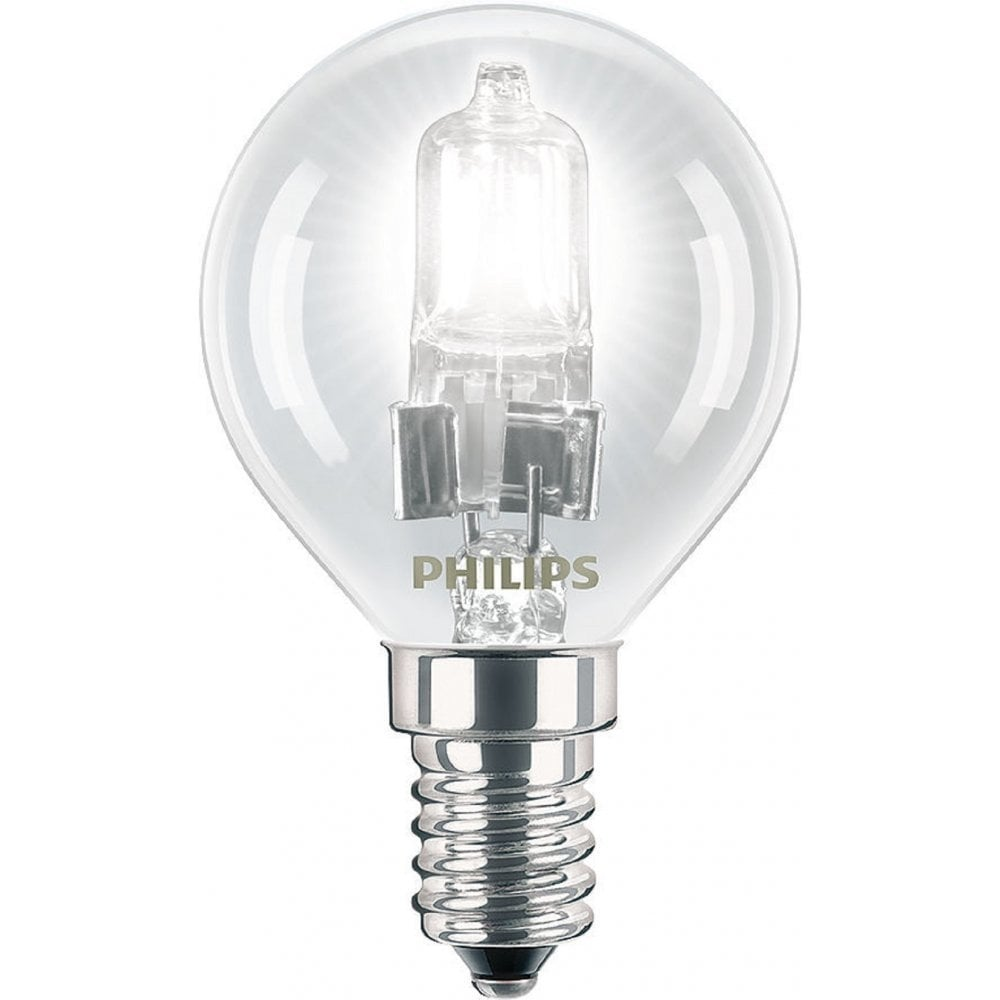 Philips Lighting 28w Ses Round Light Bulb