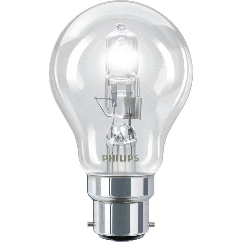 Philips Lighting 70w Bc Low Energy Light Bulb Philips Lighting From Lightplan Uk