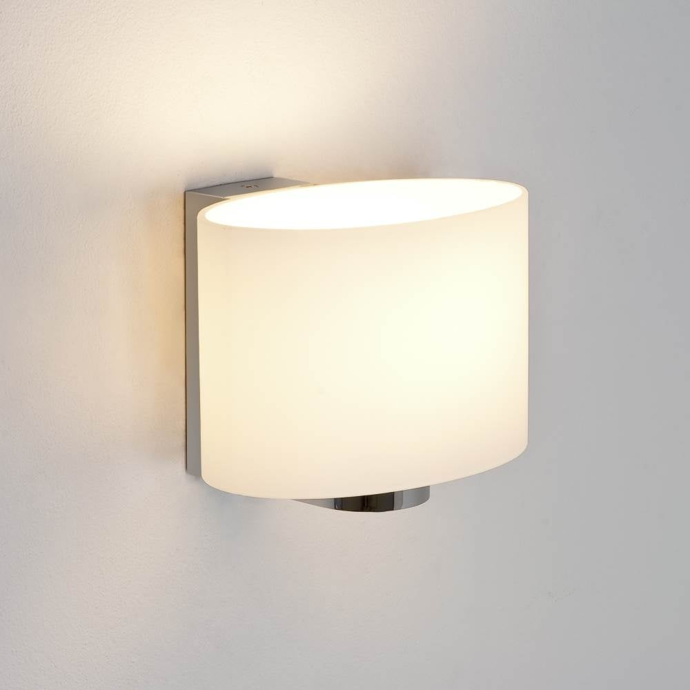 Siena Oval 0666 Bathroom Wall Light by Astro Online at Lightplan