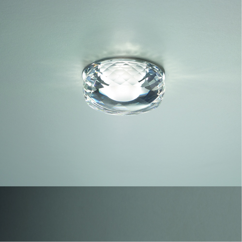 Axo Light Fairy Fafairyxcscrled Crystal Recessed Ceiling Downlight P Image on 277 Volt Wiring For Lighting