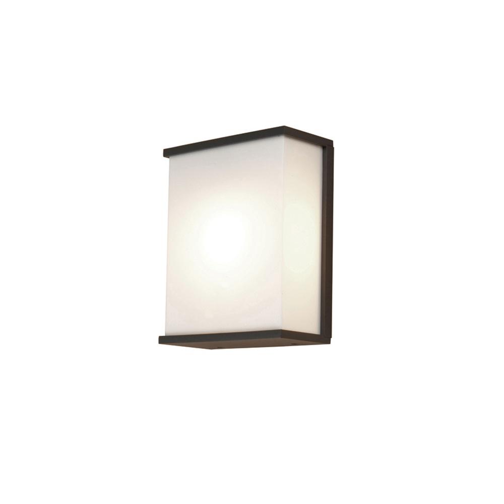 Elstead Lighting Azure Low Energy 5 Dark Grey Outdoor Wall Light - Elstead Lighting from ...