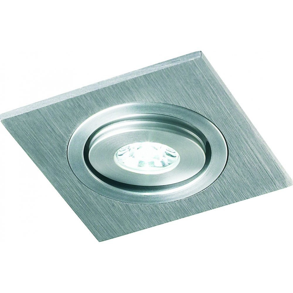 Gamma Flexa Badkamer ~   Collingwood Lighting DL130 WW Aluminium Adjustable LED Spot Light Mini