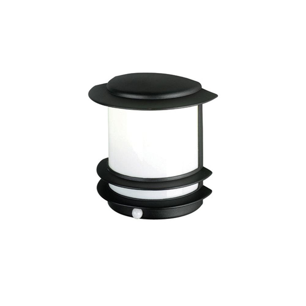 Elstead Lighting Azure Low Energy 10 Black Outdoor Wall