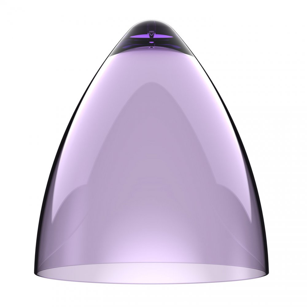 nordlux funk 27 75463207 purple clear lamp shade nordlux. Black Bedroom Furniture Sets. Home Design Ideas