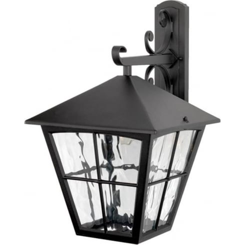 Elstead Lighting Edinburgh BL36 Black Wall Lantern
