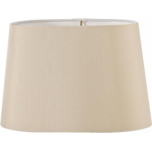 Elstead Lighting Camel Tapered Oval Shade 39cm