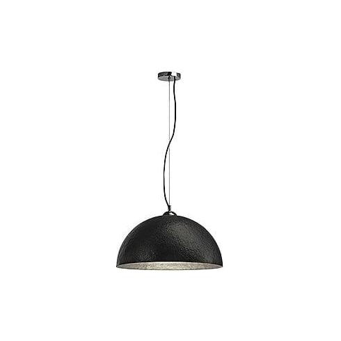 Intalite Forchini 155520 Black & Silver Pendant
