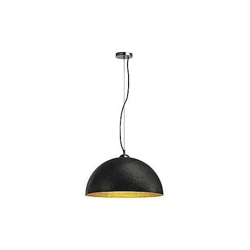 Intalite Forchini 155530 Black & Gold Pendant