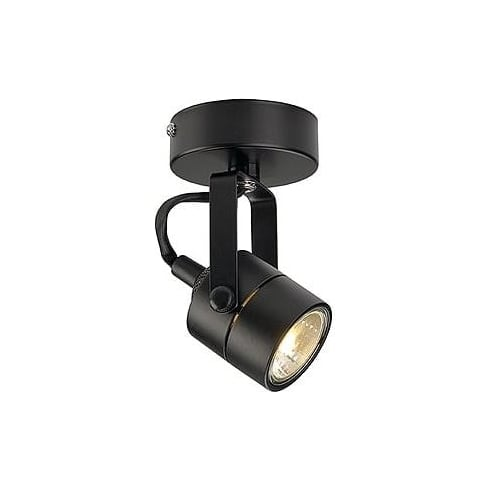 Intalite UK Spot 132020 Black Ceiling & Wall Light