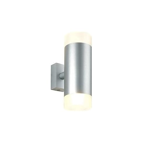 Intalite UK Astina 151901 Silver Grey Round Wall Light