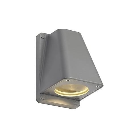 Intalite UK Wallyx 227194 Silver Grey Wall Lamp
