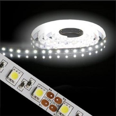 Atmospheric Zone MED-12-20-CW-5m Cool White (4000 Kelvin) Linear Led Strip