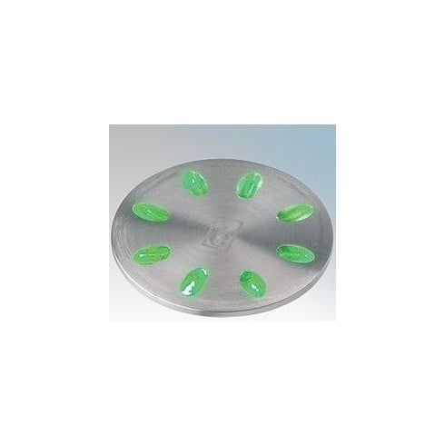 Collingwood Lighting ML01 GREEN KIT Stainless Steel LED Ground Light Mini