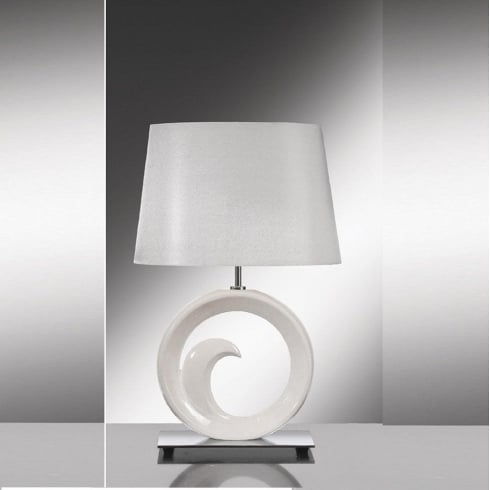 Elstead Lighting Pearl Table Lamp Small