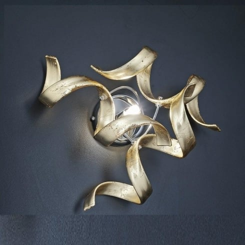 Metal Lux (Astro) Astro 206.101.13 A135P Gold Wall Light
