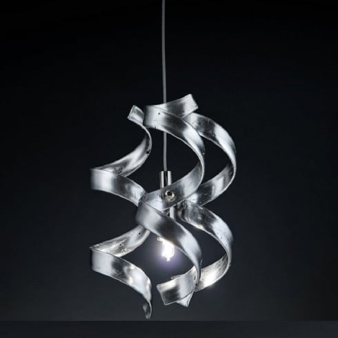 Metal Lux Astro 206.501.15 A132P Silver Ceiling Light